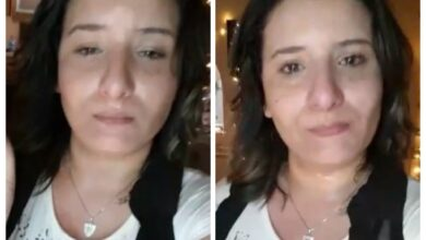 Photo of إيمي صاحبة فيديو خلانى اغتصبوني تحاول الإنتحار .. مسامير وشرايح