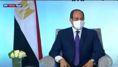 Photo of السيسي القبائل الليبية لها دور في غاية الأهمية والخطورة