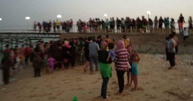 Photo of مصرع 3 شباب غرقا بأحد المناطق المفتوحة على البحر فى السويس