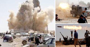 Photo of موقع أسباني مصر تستعد وتتخذ كل الخطوات لإنهاء الحرب داخل ليبيا