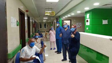 Photo of مستشفى الأقصر يعلن خروج 13 من بعد تعافيهم من كورونا