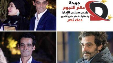 Photo of محمود فارس الفنان المتألق  في حوار خاص ومميز مع عالم النجوم