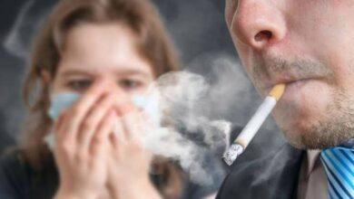 "Photo of أمراض دماغية تصيب المدخنين بسبب فيروس كورونا ""دراسة حديثة"""