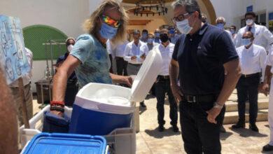 Photo of وزير السياحة في زيارة لـ دهب ونويبع لتفقد عدد من الفنادق والأماكن