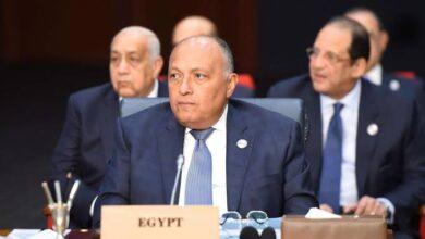 Photo of سامح شكري تطلعات الهيمنة الإقليمية السبب في المأزق الليبي