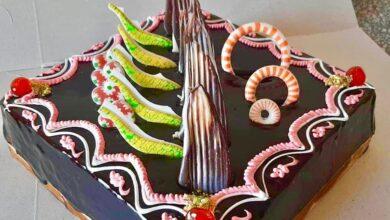 Photo of الكيكة الإسفنجية … مقدمة من الشيف : ناجي جورج