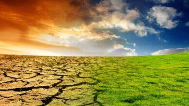 Photo of حرارة الأرض سترتفع بواقع 5ر1 درجة خلال الخمسة أعوام المقبلة