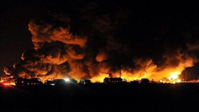 """Photo of """"سكاي نيوز"""": انفجارات على الجانب اللبناني للحدود مع إسرائيل"""