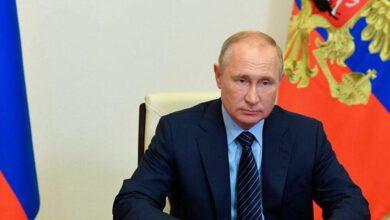 """Photo of الكرملين: بوتين يبحث مع رئيس وزراء أرمينيا التصعيد """"قرة باخ"""""""