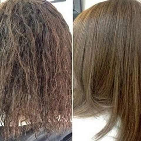 أفضل مرطبات الشعر الجاف ليصبح لامعا وجذابا وتعيد بناءه جريدة عالم النجوم
