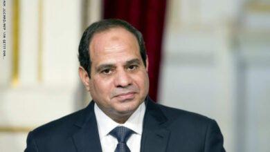 Photo of السيسي : مصر ستتصدى لتجاوز الخط الأحمر سرت