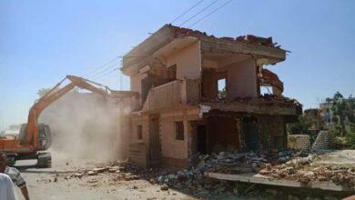"Photo of "" وزارة الري تواصل حملات إزالة التعديات على كافة المجاري المائية """