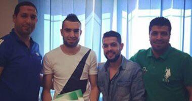 رسميا أحمد داودا أول صفقات المقاولون الصيفية استعدادا للموسم الجديد
