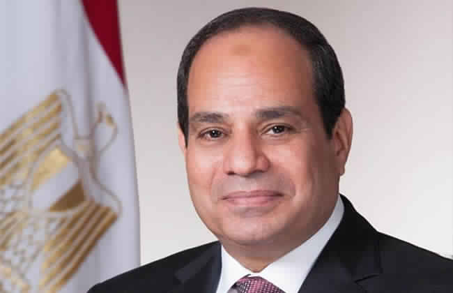 السيسي : يشارك اليوم في القمة الثلاثية بين مصر واليونان وقبرص