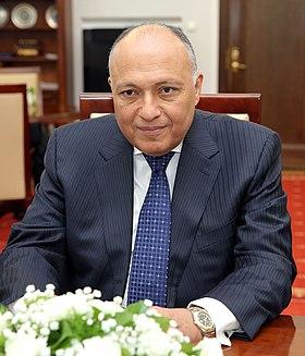 سامح شكري: يستقبل نظيره العراقي لمناقشة المستجدات بالمنطقة