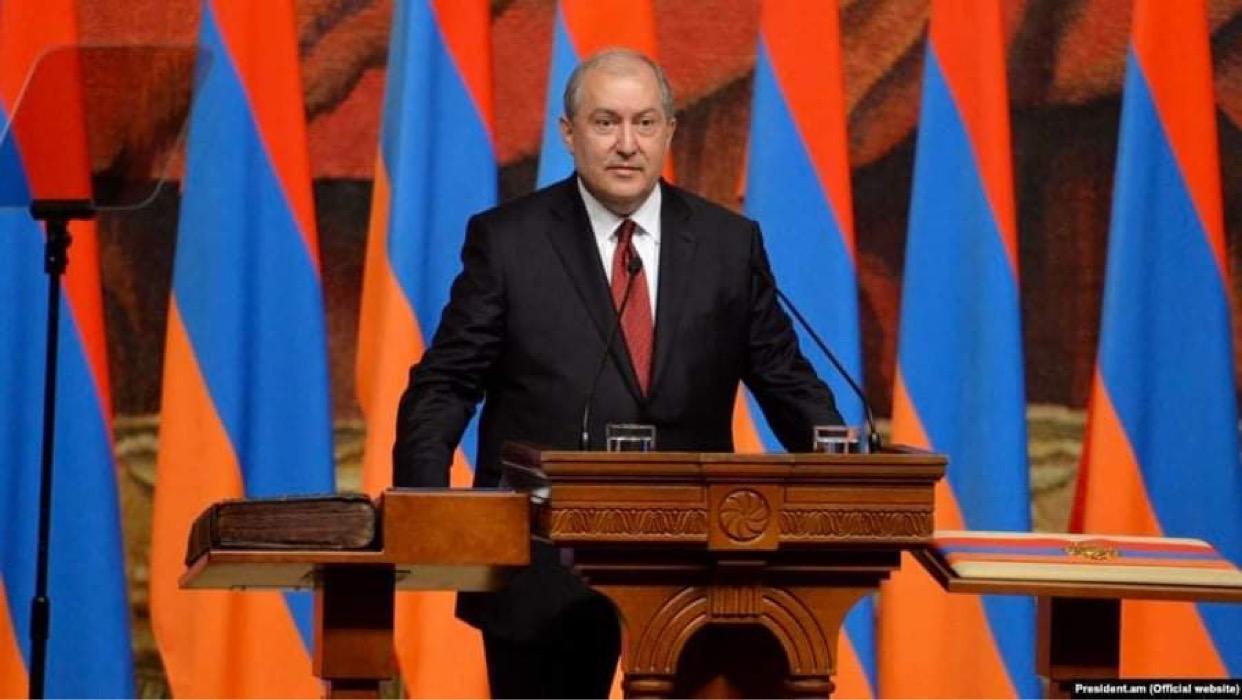 الرئيس الارميني: الاوضاع باتت أخطر مع اذربيجان بسبب التدخل التركي