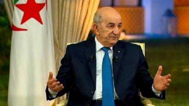 Photo of الرئيس الجزائري تم نقلة الي المستشفي العسكري. بعين النعجة