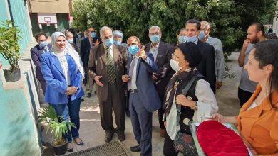 "Photo of مرشحة البرلمان صبورة السيد تفتتح قاعة ""التعليم عن بعد"""