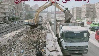 Photo of حملات نظافة مكثفة في الغربية ورفع أكثر من ٣٠٠ طن مخلفات