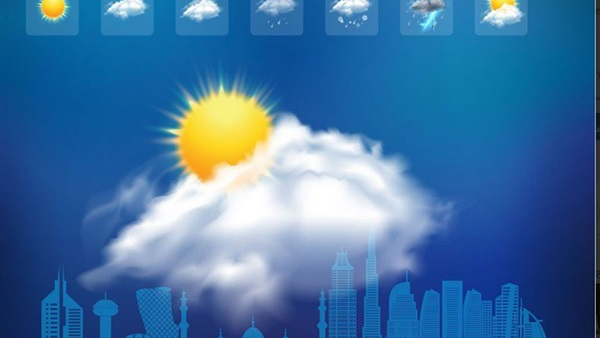 الأرصاد: طقس الأربعاء وبيان تفصيلي بدرجات الحرارة على محافظات مصر