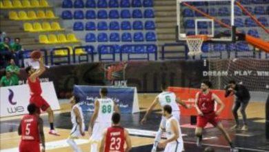 Photo of الأهلي ضد الزمالك والاتحاد ضد الجزيرة في دور الثمانية لكرة السلة