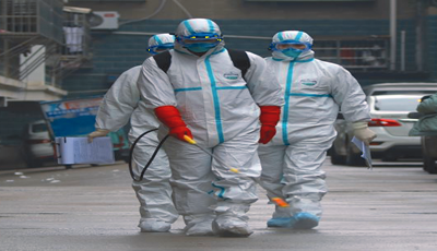 الصين:  تسجيل 7 إصابات من الخارج. ولا وفيات أو إصابات بعدوى محلية بكورونا