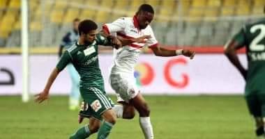 الزمالك ينتصر علي المصري في مباراة باتشكو الاولي بالدوري
