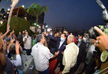 Photo of حلمي بكر يدعم المرشح أبو العينين في الانتخابات البرلمانية