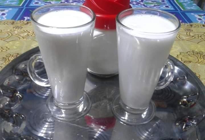 مشروب السوبيا ... مقدم من الشيف : هدي نور الدين