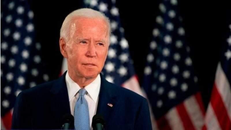 جو بايدن: فوزي بالانتخابات لا شك فيه ويجب التحلي بالهدوء والصبر
