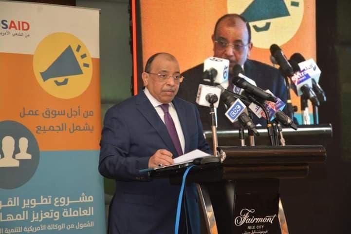 شعراوي: 345 مليار استثمارات بـ محافظات الصعيد في 6 سنوات
