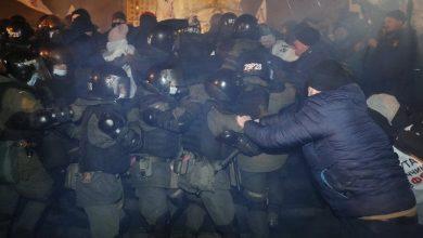 Photo of اصابة 40 جندى بـ اوكرانيا  لشدة الاشتباكات مع المحتجين