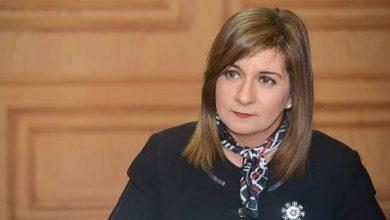 Photo of نبيلة مكرم وزيرة بدرجة سفيرة وصاحبة إنجازات غير مسبوقة