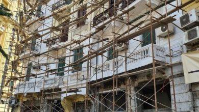 Photo of عبد الدايم تتابع مشروع تحسين الصورة البصرية لمنطقة وسط القاهرة