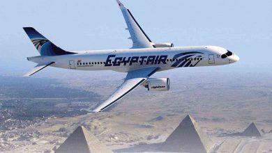 Photo of مصر للطيران تعلن تعليق رحلاتها إلى عمان
