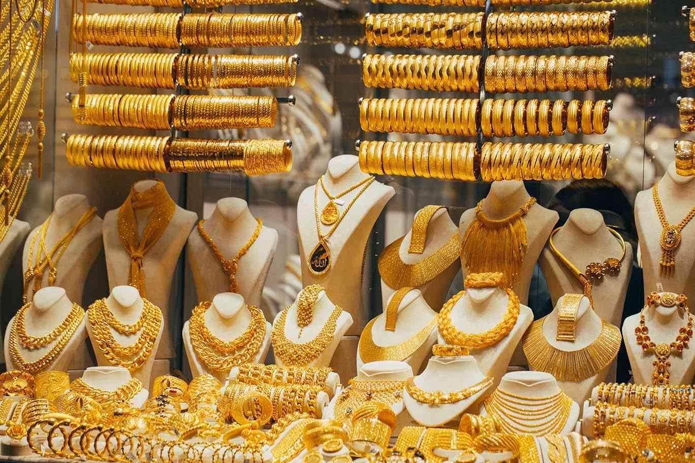 """""""أسعار الذهب""""خلال التعاملات الصباحية وعيار 21 يسجل 796 جنيها"""
