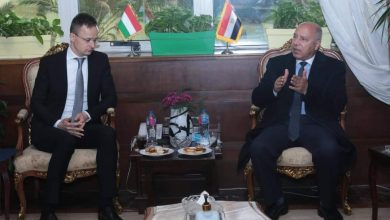 Photo of فاعليات لقاء وزيرا النقل المصري والخارجية والتجارة المجري