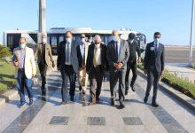 """Photo of """"القصير وفودة """"في زيارة لتفقد عدد من المشروعات بمحافظةجنوب سيناء"""