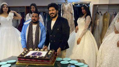Photo of ضياء مزيد ينفرد بأجمل كوليكشن للزفاف والسهرة مع بنت النيل