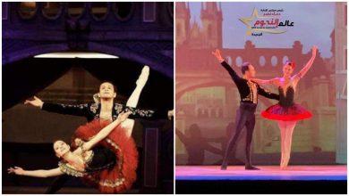 Photo of راقص الباليه العالمي أحمد يحيى يتألق بدار الأوبرا بـ الإسكندرية