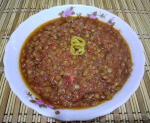 عدس بجبة ... مقدم من الشيف : هبة نجم