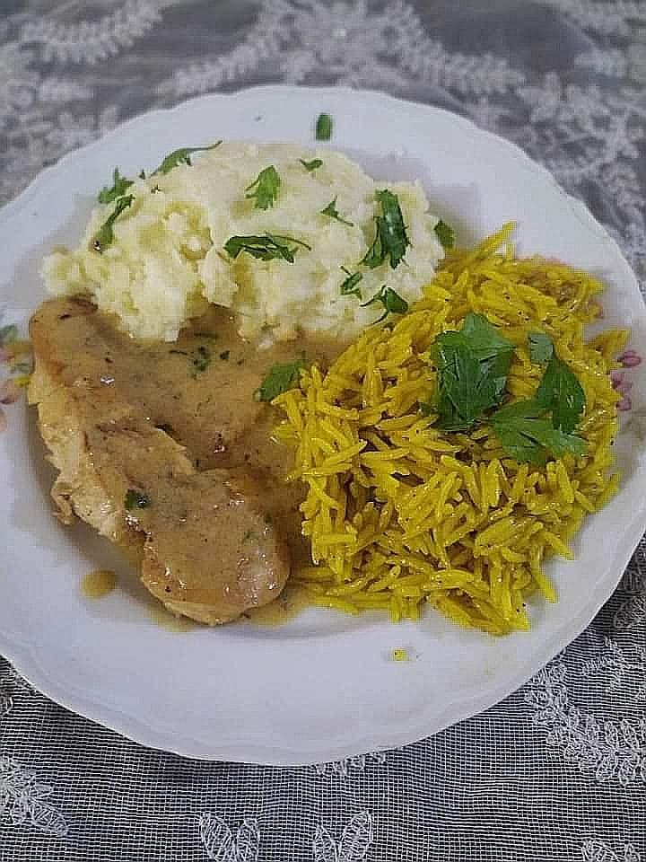 بيكاتا الدجاج ... مقدمة من الشيف : هانم عبد الخالق