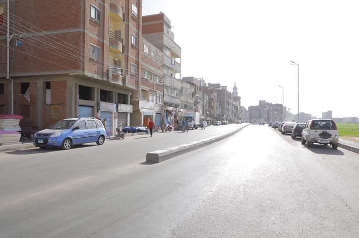 عوض: تتابع أعمال توسعة وازدواج طريق صلاح سالم