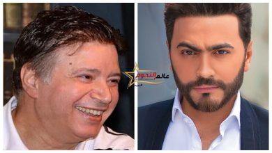 Photo of تامر حسني ورسالة شكر لـ إيمان البحر درويش بعد مشاهدة برنامج العرافة