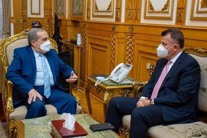 توقيع بروتوكول تعاون بين الإنتاج الحربي وجامعة عين شمس