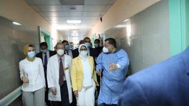 Photo of زايد تطمئن على الحالة الصحية لمصابي حادث طوخ بمستشفى بنها