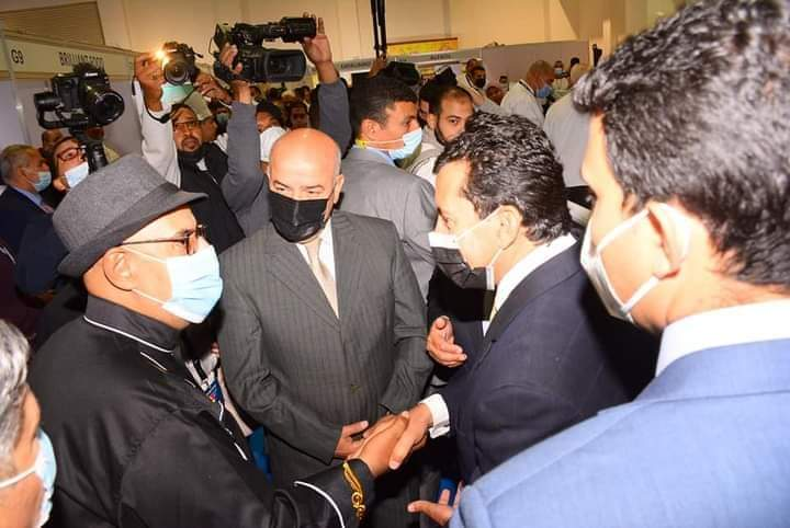 وزير الشباب يعد ورلد آرب شيف برعاية منتخب شباب الطهاة المصرى