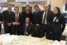 Photo of جمارك مطار القاهرة تحبط تهريب الاقراص المخدرة والأسلحة البيضاء