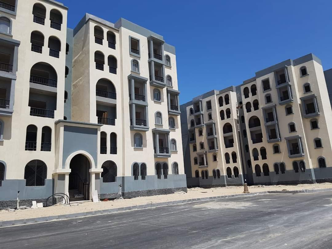 """جولة مسئولو """"الإسكان"""" بمدينة المنصورة الجديدة"""