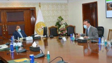 Photo of شعراوي يبحث مع البنك الدولى آخر مستجدات برنامج التنمية المحلية